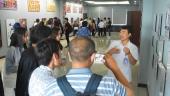 Mahasiswa Universitas Esa Unggul Kunjungi Laboratorium Kebinekaan Bahasa dan Sastra