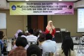 Pelatihan Penulisan dan Pembacaan Cerita Pendek bagi Guru dan Siswa SMP Se-Jabodetabek