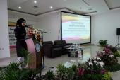 Seminar Pengutamaan Bahasa Indonesia di Lingkungan Dharma Wanita Persatuan Kemendikbud
