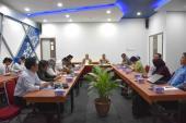 Diskusi antara Badan Bahasa dan LIPI terkait pengelolaan dan akreditasi jurnal