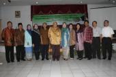Halalbihalal Keluarga Besar Pusat Bahasa 2010