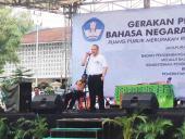 Prof. Dr. Dadang Sunendar, M.Hum., Kepala Badan Bahasa
