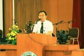 Sambutan Kepala Pusat Pengembangan dan Pelindungan, Badan Pengembangan dan Pembinaan Bahasa, Kemdikbud