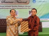 Kegiatan Penandatanganan MoU di 5 Perguruan Tinggi Jawa Tengah, 31 Juli 2017