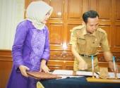 Kegiatan Penandatanganan MoU di Pemkot Tangerang, 19 September 2017