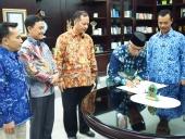 Kegiatan Penandatanganan MoU dan PKS di UIN Malang, 4 Oktober 2017