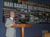 Peringatan Hari Bahasa Ibu Internasional Tahun 2008