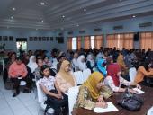 Kunjungan Guru P4TK Bahasa Kalimantan Timur