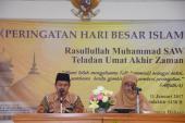 Pembacaan Ayat Suci Al Quran dan terjemahannya oleh Sobirin dan Kunti Handayani