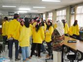 Kunjungan Himpunan Mahasiswa Program Studi Ikatan Keluarga Sastra Indonesia, FIB UI