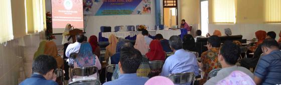 Uji Coba Soal UKBI di Banda Aceh