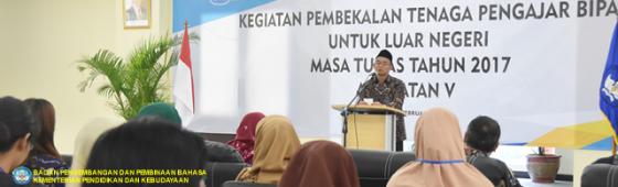 Mendikbud Ajak Pengajar BIPA Kenalkan Keindonesiaan ke Negara Tujuan