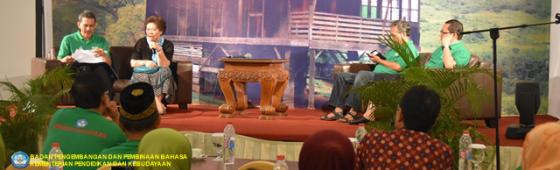 Merawat Tradisi Leluhur Sastra Lisan Sumatra Selatan dari Perkembangan Zaman