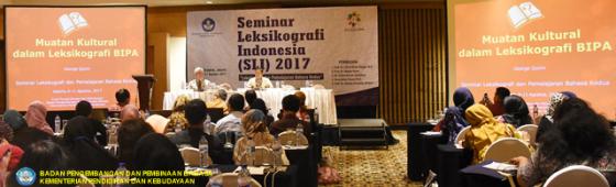 Badan Bahasa Upayakan Leksikografi Berkembang di Indonesia