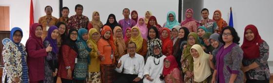 Penyegaran Keterampilan Berbahasa Indonesia bagi Guru SD