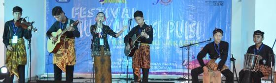 Festival Musikalisasi Puisi Tingkat DKI Jakarta