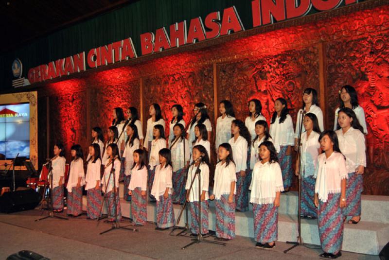 Bulan Bahasa 2011 Puncak Bulan Bahasa Dan Sastra