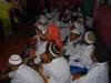 Foto Anakmori di depan Mesjid di Leffo Kisu,   Sebelum Pelaksanaan Ritual Suna Hada